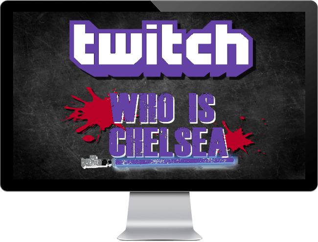 WhoisChelsea - Chelsea Cook Website